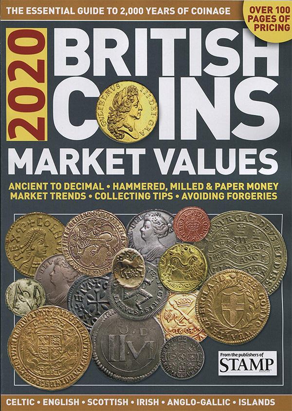 2020 British Coins Market Values