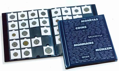 Lighthouse A4 Sized Coin Album